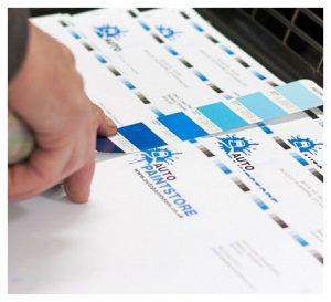 KMS Litho - pantone printing