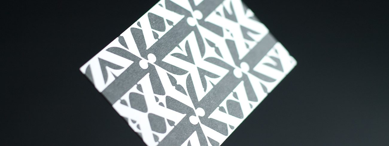 foil-business-card