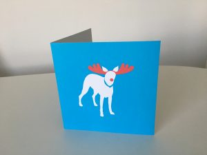 Wetdog Creative Christmas Card-printed by KMS Litho